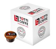 Кофе в капсулах Totti Caffe Delicato - 100 шт