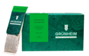 Чай зеленый пакетированный Grunheim Chinese Jasmine 20 шт