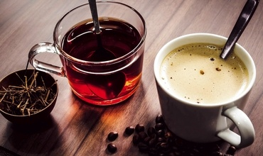 Кофеин в кофе и чае