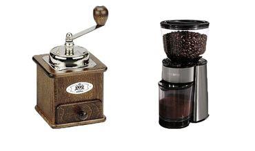 Кофемолка и её разновидность