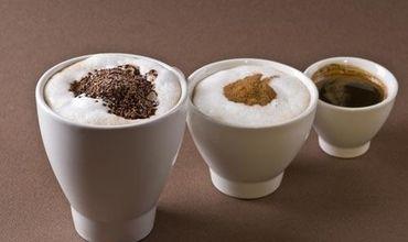 Виды и особенности кофейных чашек