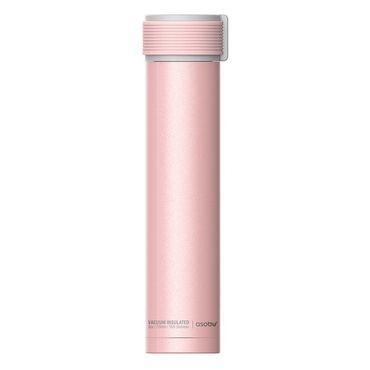 Термобутылка Asobu Skinny Mini 230 мл Розовая (SBV20 PINK)
