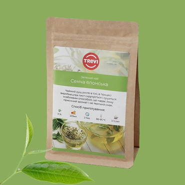 Цена Чай Зеленый рассыпной Trevi Сенча японская 50 г
