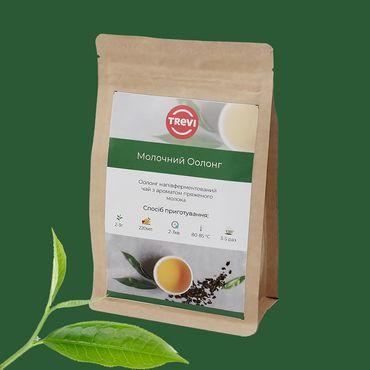 Цена Чай рассыпной Trevi Молочный Оолонг 1 кг