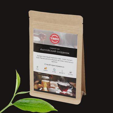 Цена Чай черный рассыпной Trevi Английский завтрак 1 кг