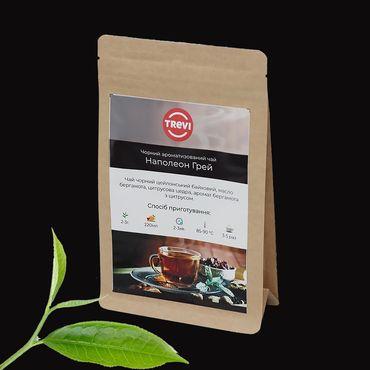 Цена  Чай черный  рассыпной Trevi Наполеон Грей  1 кг