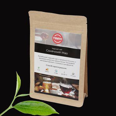 Цена Чай черный рассыпной Trevi Солнечный Мао 1 кг