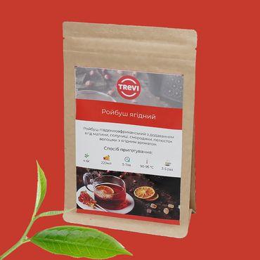 Цена Чай  ягодный рассыпной Trevi Ройбуш 1 кг