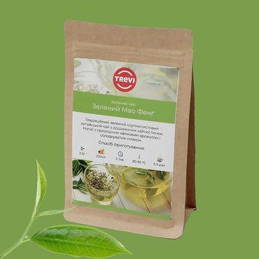 Цена Чай зеленый рассыпной Trevi  Зеленый Мао Фенг 1 кг