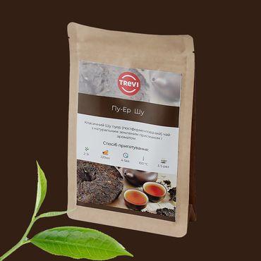 Цена Чай черный Trevi Пуэр Шу 1 кг