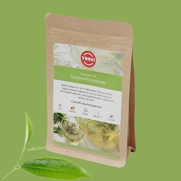 Цена Чай Зеленый рассыпной Trevi Зеленая улитка 500 г