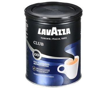 Кофе молотый Lavazza Espresso Club ж/б 250 г