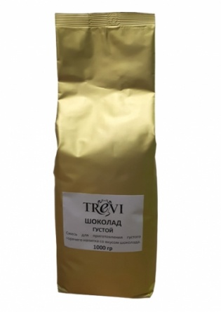 Густой горячий шоколад Trevi 1 кг