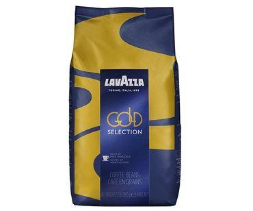 Кофе в зёрнах Lavazza Gold Selection 1кг