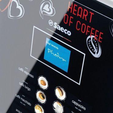 Стоимость Кофемашина Saeco Phedra EVO Cappuccino 9GR (10004881)