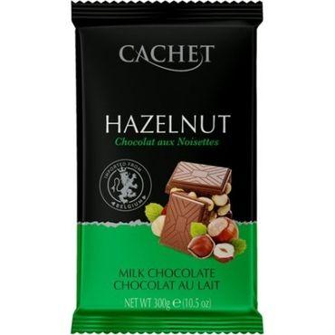 Шоколад молочный Cachet Фундук 300 г