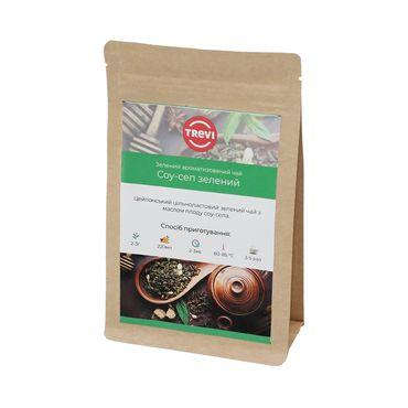 Чай Зеленый рассыпной Trevi Соу-сеп 500 г