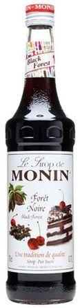 Сироп Monin Черный лес (шоколадно-вишневый пирог) 1 л ПЭТ