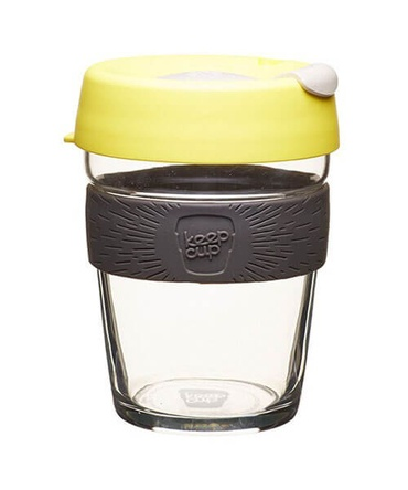 Чашка KeepCup KC Medium Brew LP Honey 227мл (BHON12)