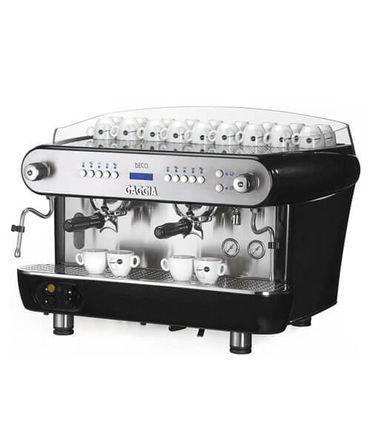 Профессональная кофемашина Gaggia Deco D black (2Gr)