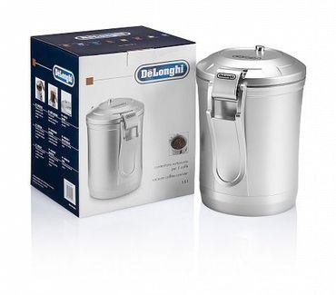 Цена Вакуумный контейнер для кофе DELONGHI 500 GR DL