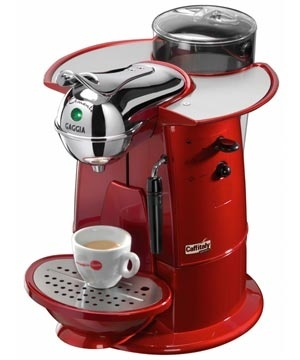 Капсульная кофеварка Gaggia L`Amante Red