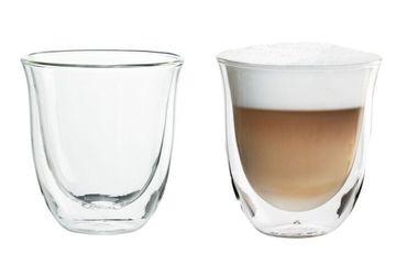 Набор стаканов DeLonghi Cappuccino 190 мл (2 шт)
