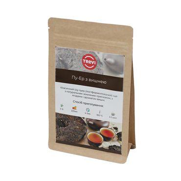 Чай черный Trevi Пуэр  с вишней 1 кг