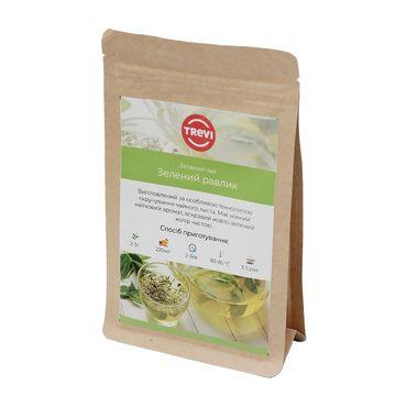 Чай Зеленый рассыпной Trevi Зеленая улитка 500 г