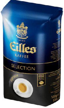 Кофе в зернах J.J.Darboven EILLES Selection Espresso 500 г