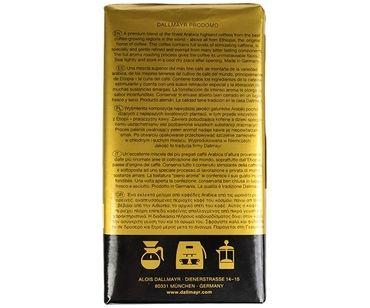 Стоимость Кофе  молотый Dallmayr Prodomo 500 г