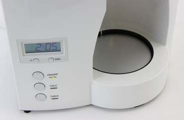 Цена Кофемашина Melitta Optima Timer White