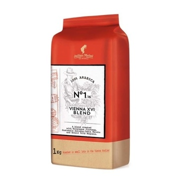 Кофе в зернах Julius Meinl THE ORIGINALS Vienna XVI Blend 1 кг