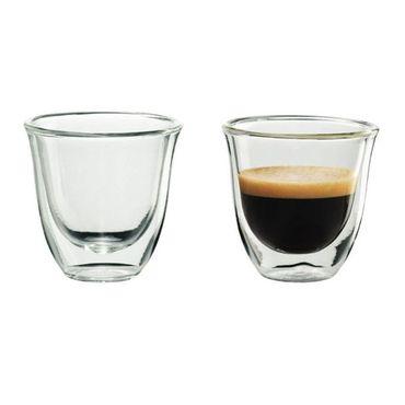 Набор стаканов Delonghi ESPRESSO (2 шт) 60 ML