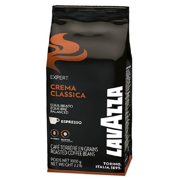 Кофе в зёрнах Lavazza Expert Crema Classica 1 кг