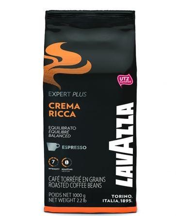 Кофе в зёрнах Lavazza Crema Ricca 1 кг