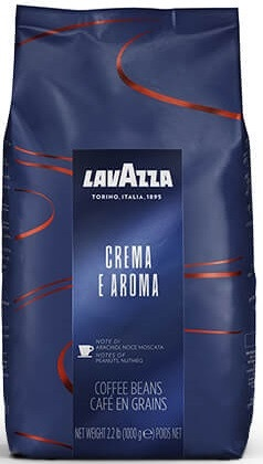 Кофе в зернах Lavazza Crema е Aroma Espresso 6 кг (ящик) 368 грн за кг