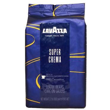 Кофе в зёрнах Lavazza Super Crema 1 кг