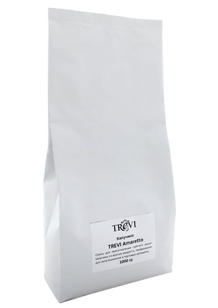 Цена Растворимый капучино Trevi Amaretto 1 кг