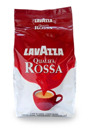 Цена Кофе в зёрнах Lavazza Qualita Rossa 1 кг