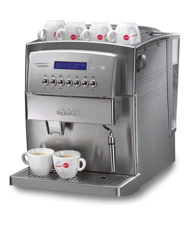 Кофеварка эспрессо GAGGIA Titanium SILVER