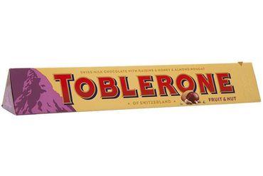 Шоколад молочный Toblerone Fruit&Nut 100 г