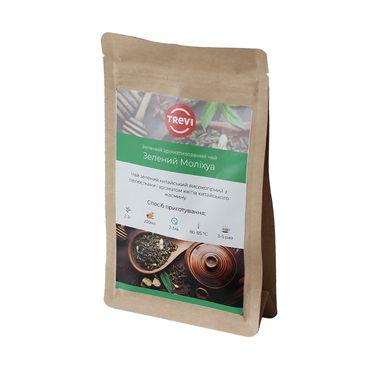 Чай Зеленый рассыпной Trevi Зеленый Молихуа 50 г