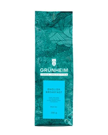 Чай черный Grunheim English Breakfast 250 г