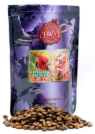 Цена Кофе в зёрнах Trevi Арабика Коста Рика 250 г