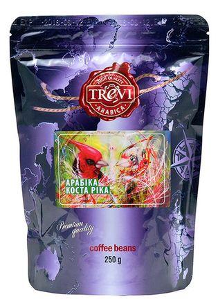 Кофе в зёрнах Trevi Арабика Коста Рика 250 г