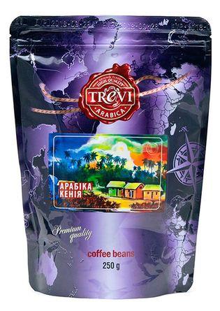 Кофе в зёрнах Trevi Арабика Кения 250 г