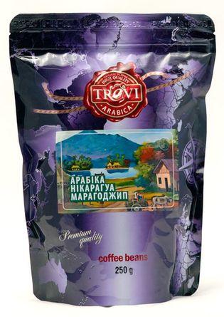 Кофе в зёрнах Trevi Арабика Никарагуа Марагоджип 250 г