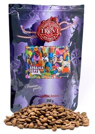 Цена Кофе в зёрнах Trevi Арабика Перу 250 г