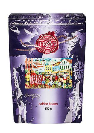 Кофе в зёрнах Trevi Арабика Бразилия Серрадо 250 г